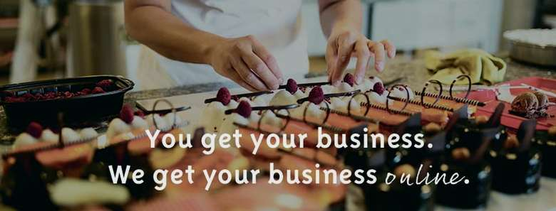 You get your business. We get your business online.