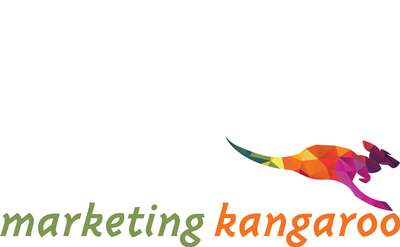 marketing kangaroo logo