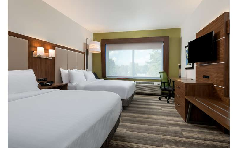 Holiday Inn Express & Suites Queensbury - Lake George Area (3)