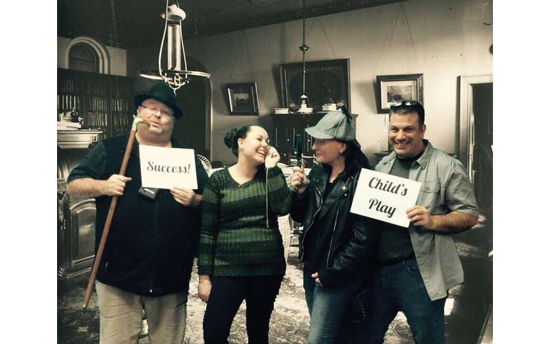This group solved the mystery - can you?