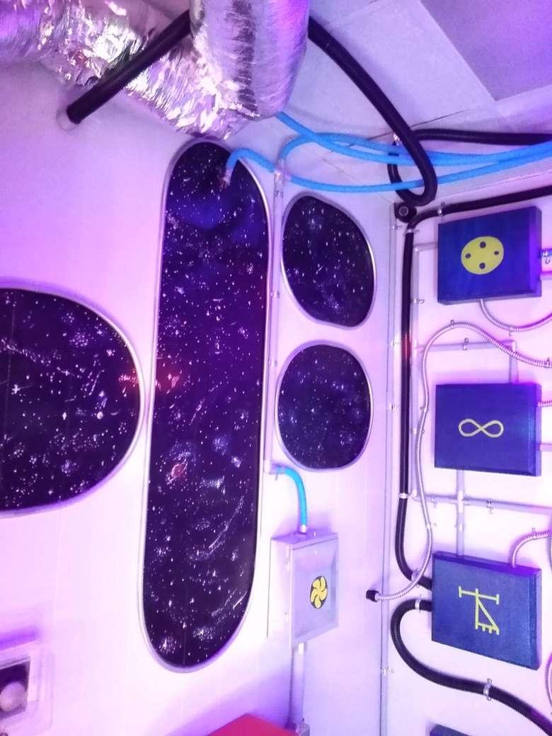 Captain Fermi's Spaceship