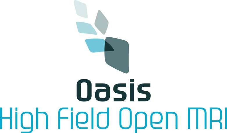 logo for Oasis High Field Open MRI