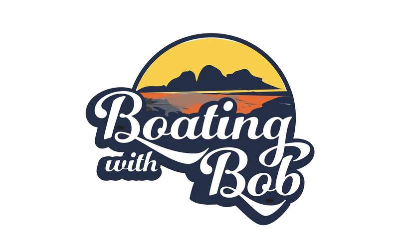 the logo for Boating With Bob