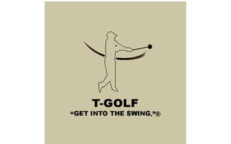 T-Golf Logo