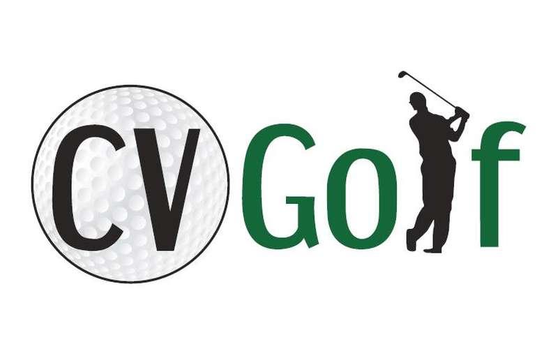 CV Golf Logo