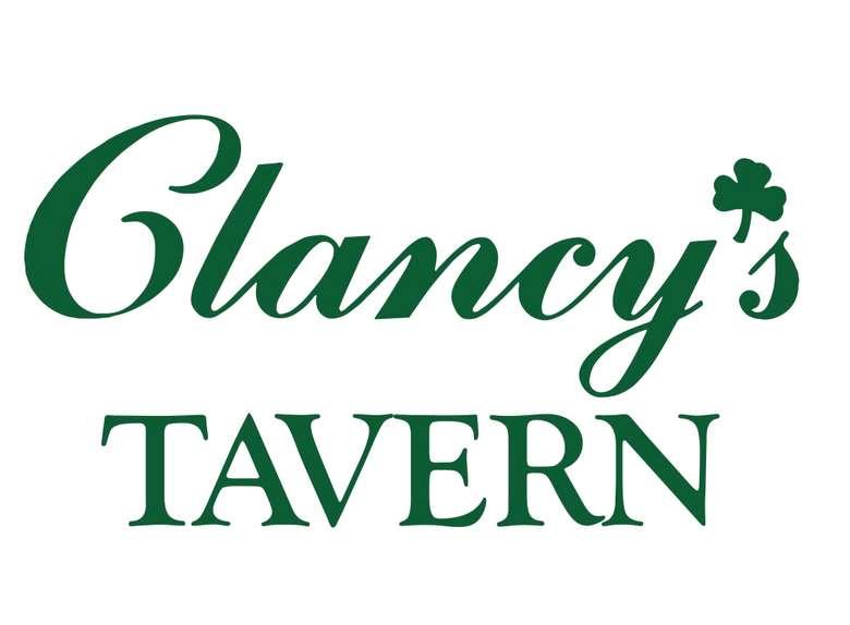 clancy's tavern logo