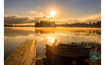 Raquette Lake Sunrise