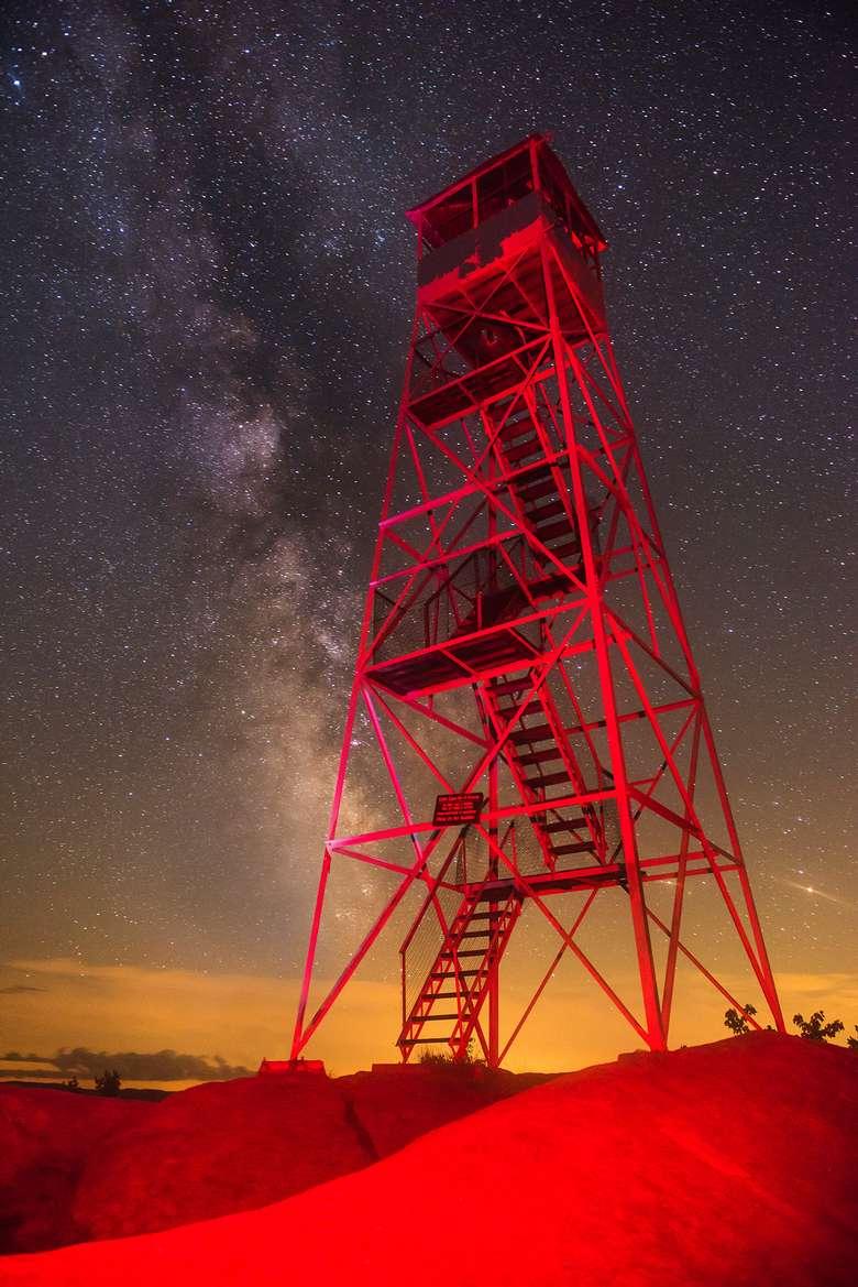 Bald Mt Fire Tower