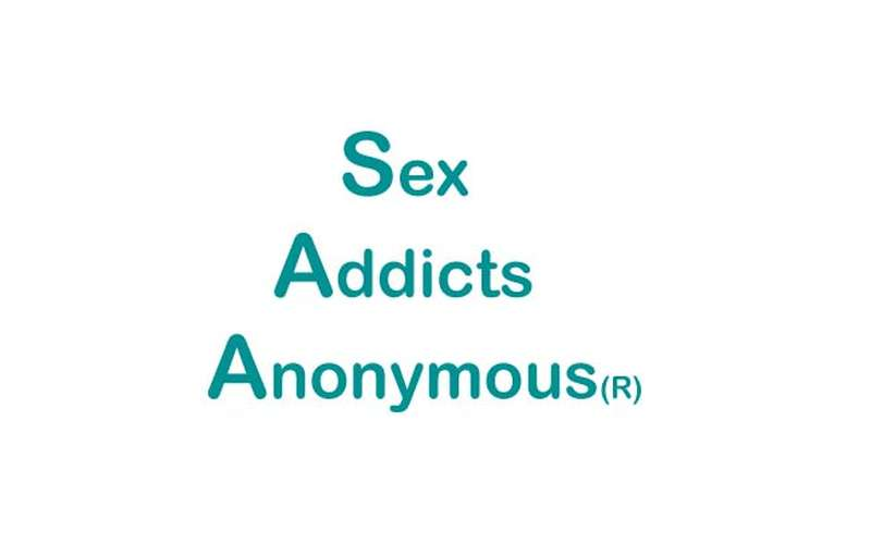 the logo for sex addicts anonymous