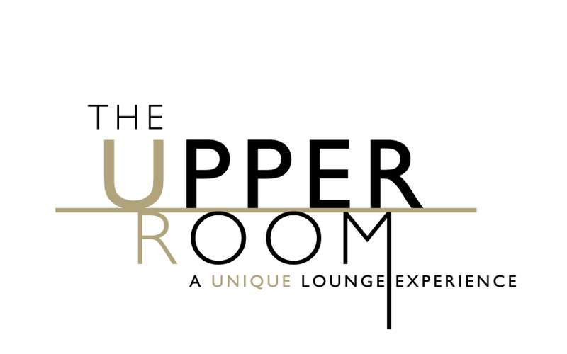 the logo for the upper room
