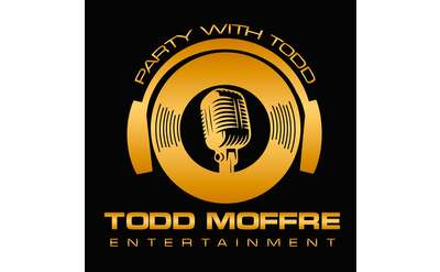 Todd Moffre Entertainment - Party With Todd Logo