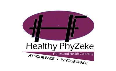 the logo for healthy phyzeke health and fitness coaching