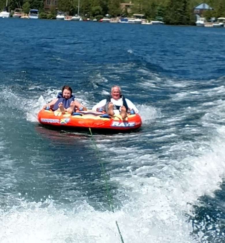 Tubing for all ages