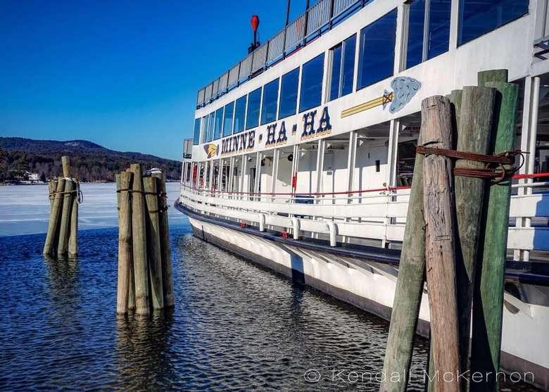 photo of the minne ha ha steamboat