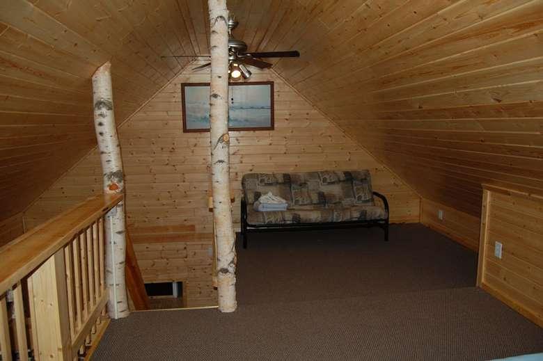 loft photo in Adirondack Beach House