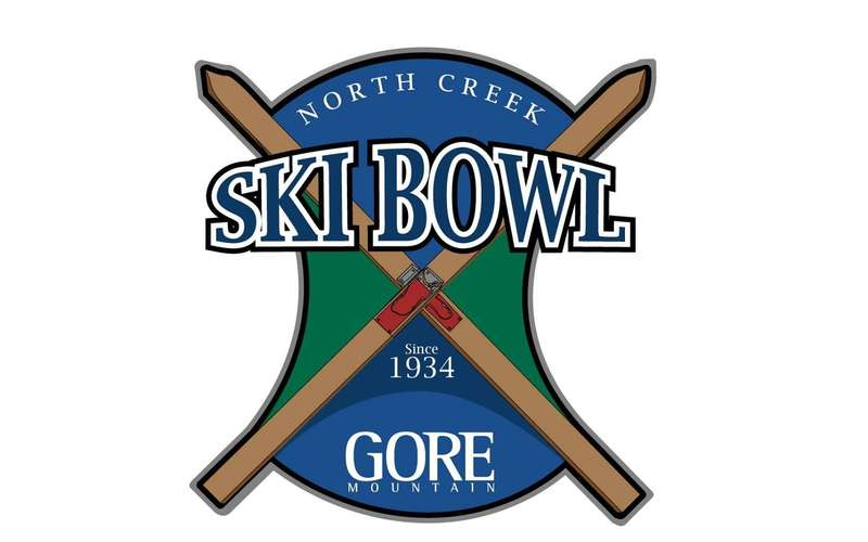 logo for the north creek ski bowl