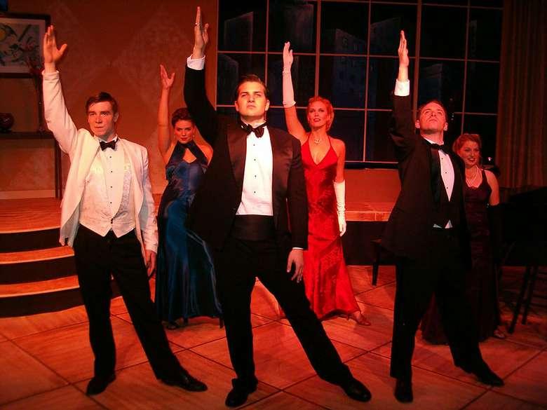 dancing photo from Fascinatin' Gershwin