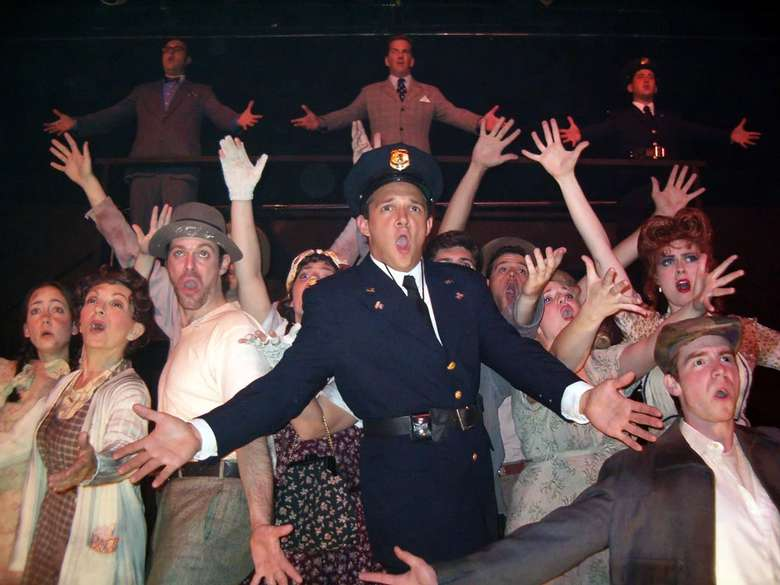 "Original 'Barn production of ""Urinetown: The Musical""  2008- Director Bert Bernardi"