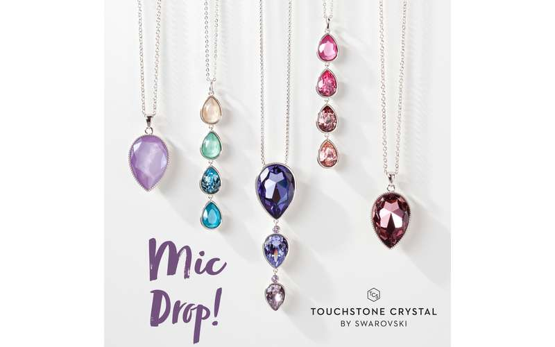 Touchstone Crystal by Swarovski - Jewelry for Weddings and More in
