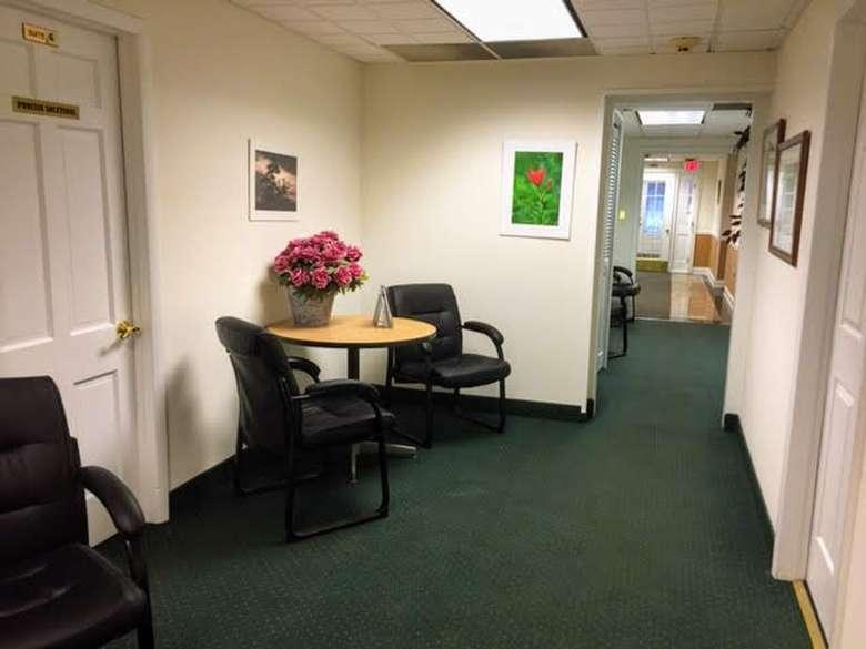 hallway in ofice