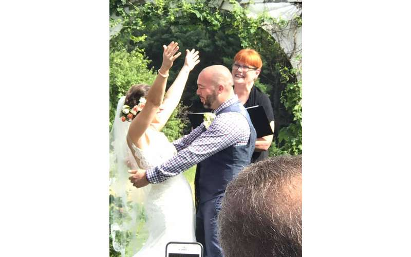 Destination Wedding at Burlap & Beams