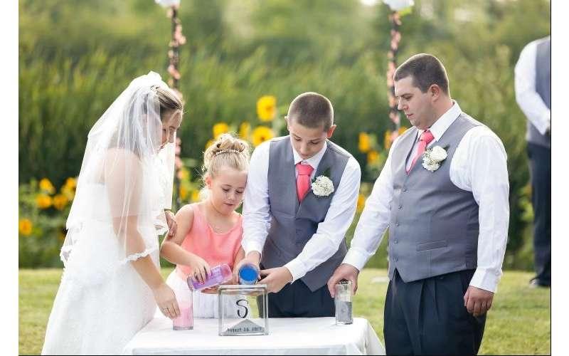 Family Sand Ceremony