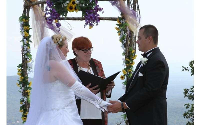 Prospect Mountain Wedding