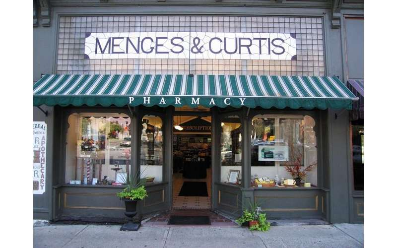 the exterior of menges and curtis
