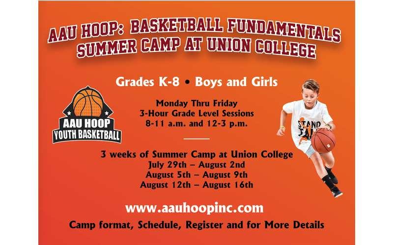 AAU Hoop Foundation: Clifton Park Youth Basketball League & Summer Camp