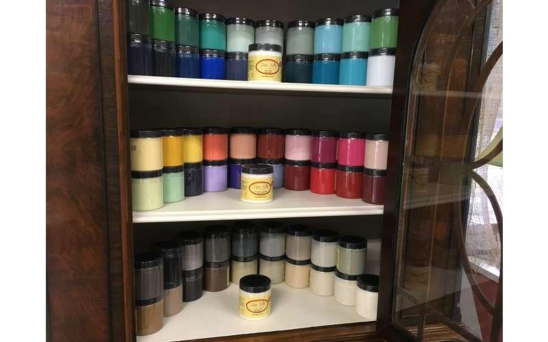 Mineral Chalk Paint by Dixie Belle- 64 colors