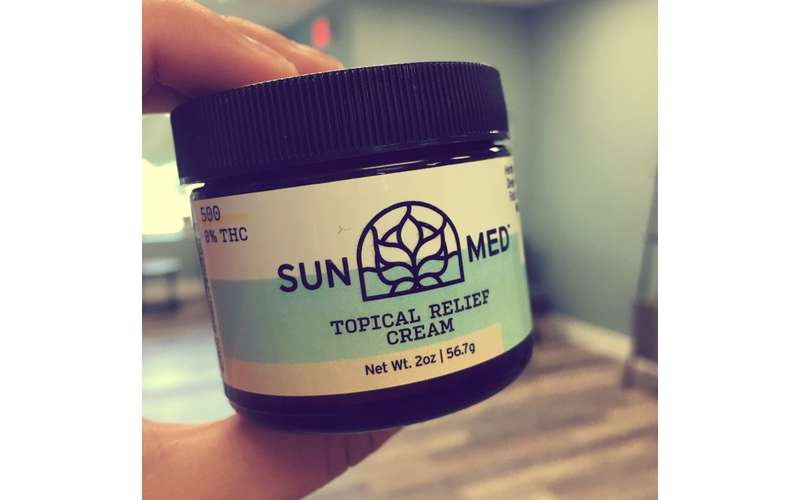 topical CBD product