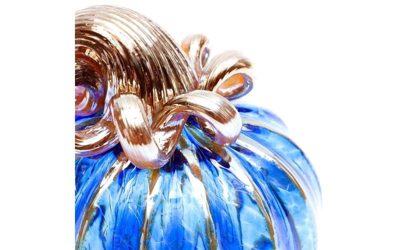 blue steel mini pumpkin