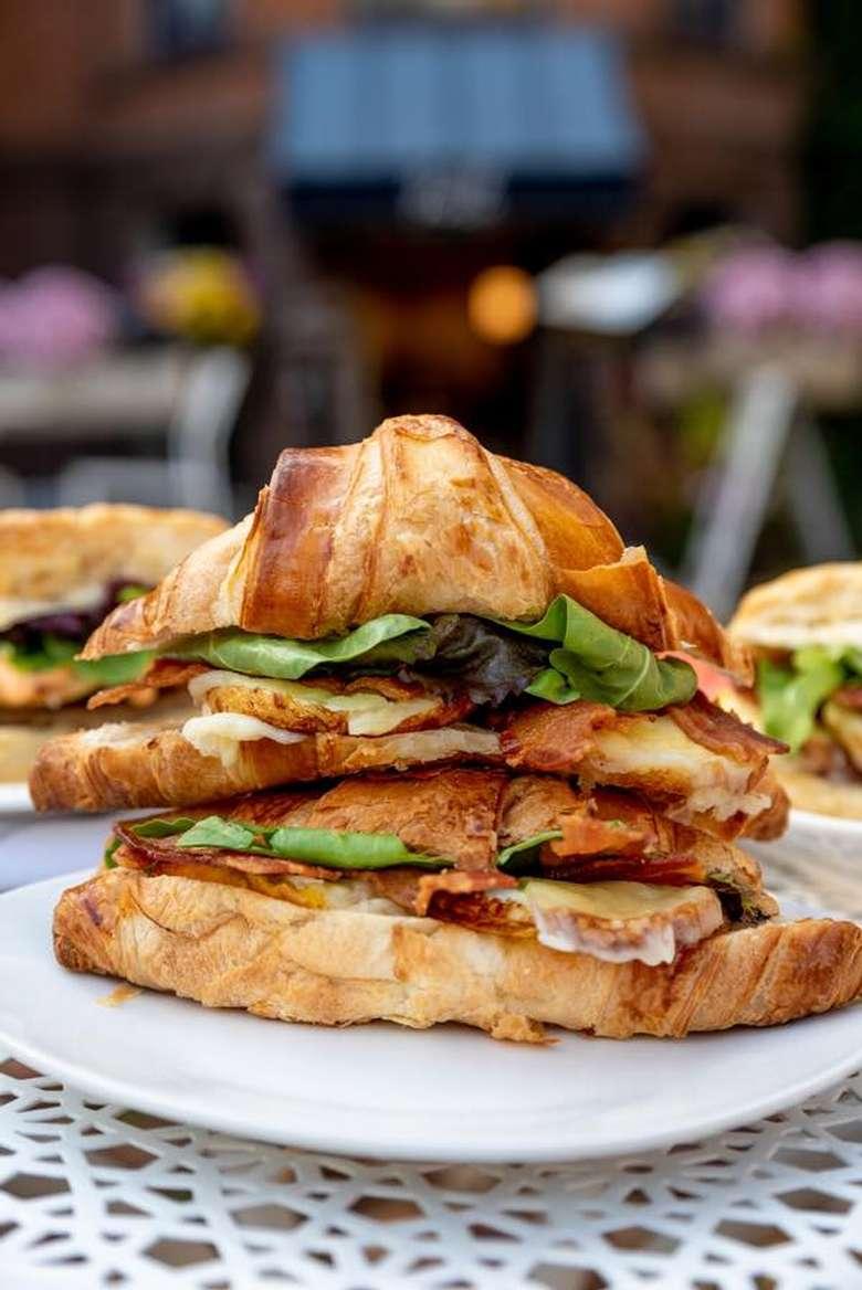 lunch sandwiches