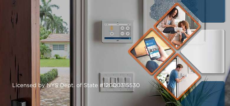 home security device and smaller home security images