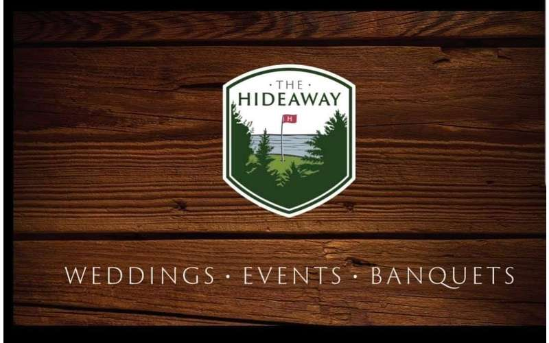 The Hideaway logo