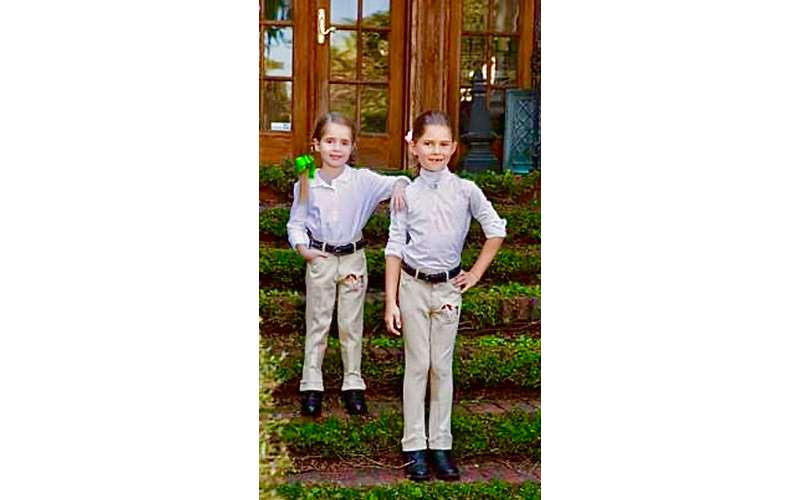 Our Children's breeches are just Adorbs!
