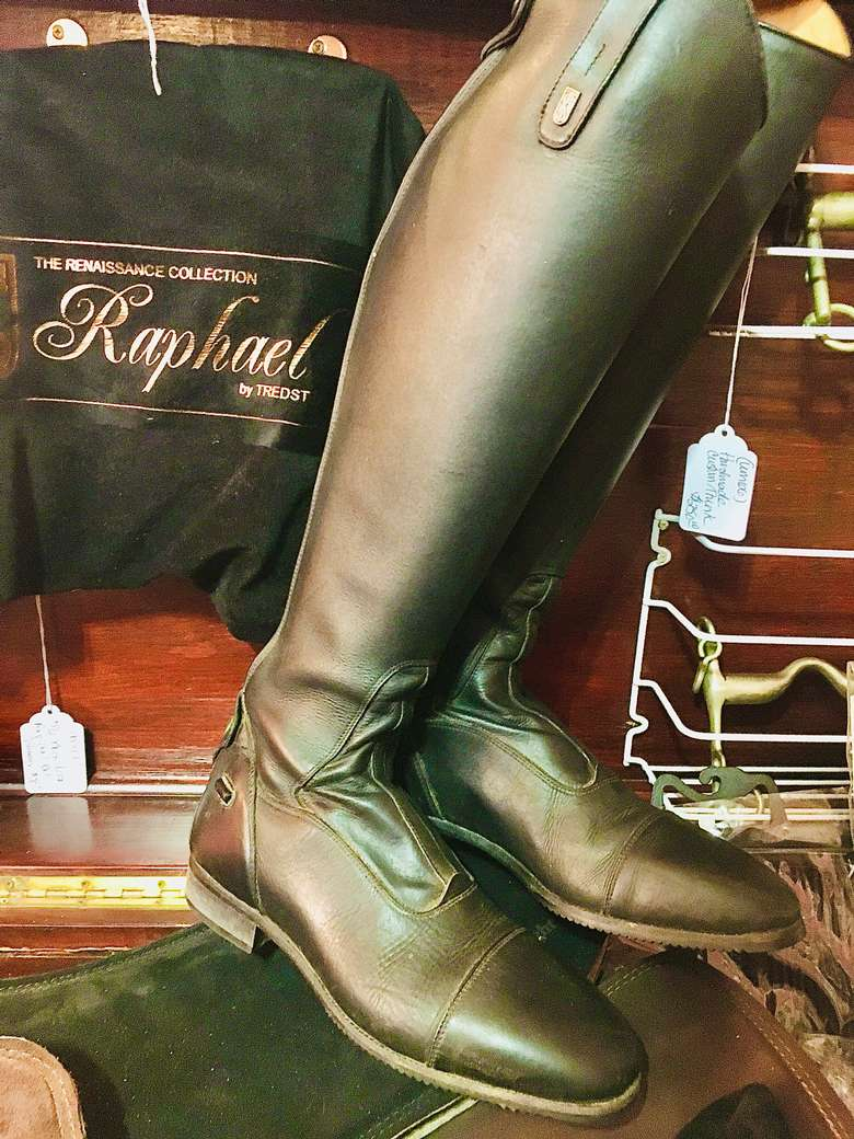 Like New Tall Raphael Treadstep Tall Boots - $80!!!