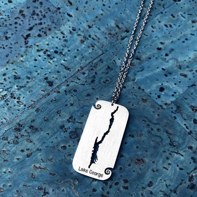 Lake George Necklace.