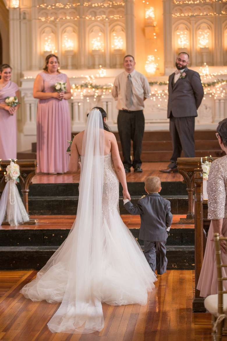 Ceremony Bride