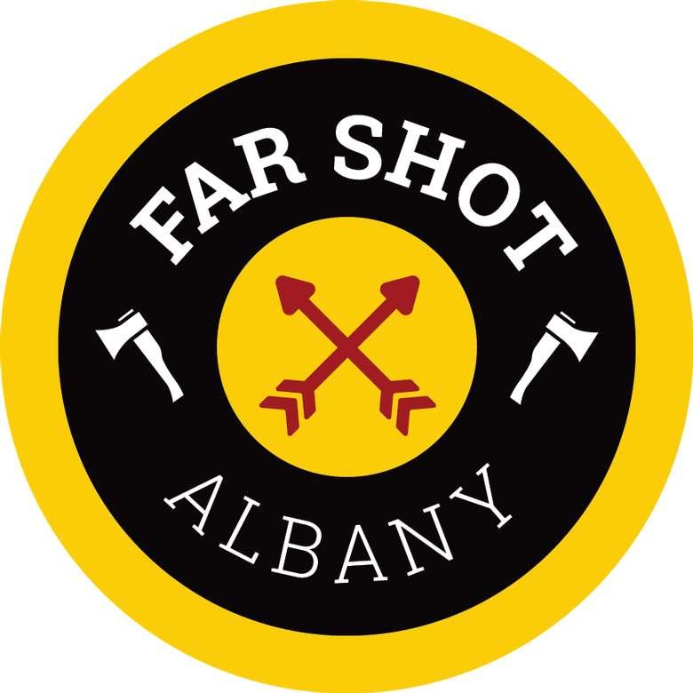 Far Shot Albany logo