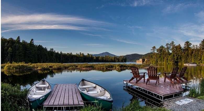 Canoe or Kayak on Placid Lake