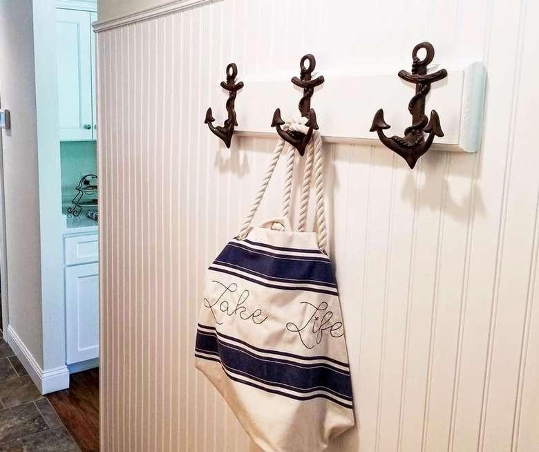lake life bag hanging