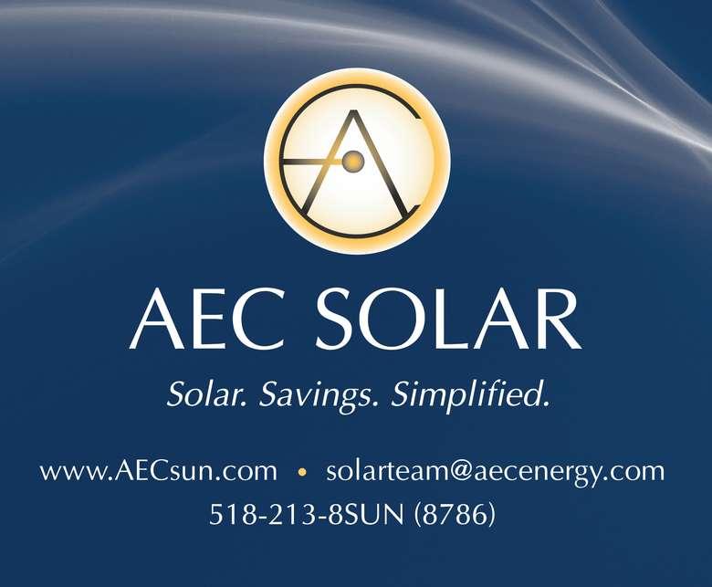 AEC Solar logo
