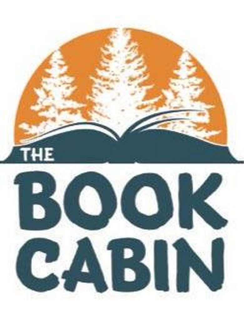 The Book Cabin logo