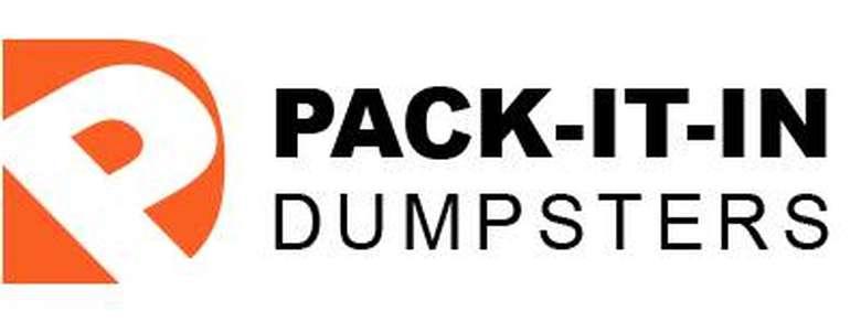 Pack It In Dumpsters logo