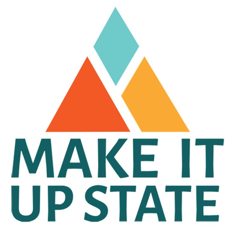 make it up state logo
