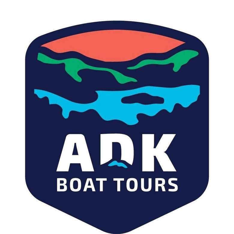 adk boat tours logo
