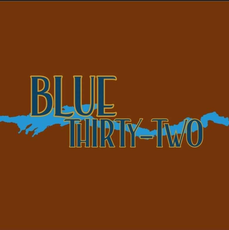 Blue Thirty-Two logo