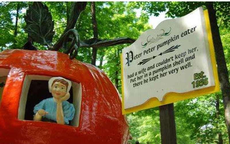 Peter Peter Pumpkin Eater - Part of Story Book Lane