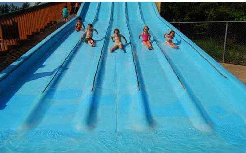 Kiddie Slides